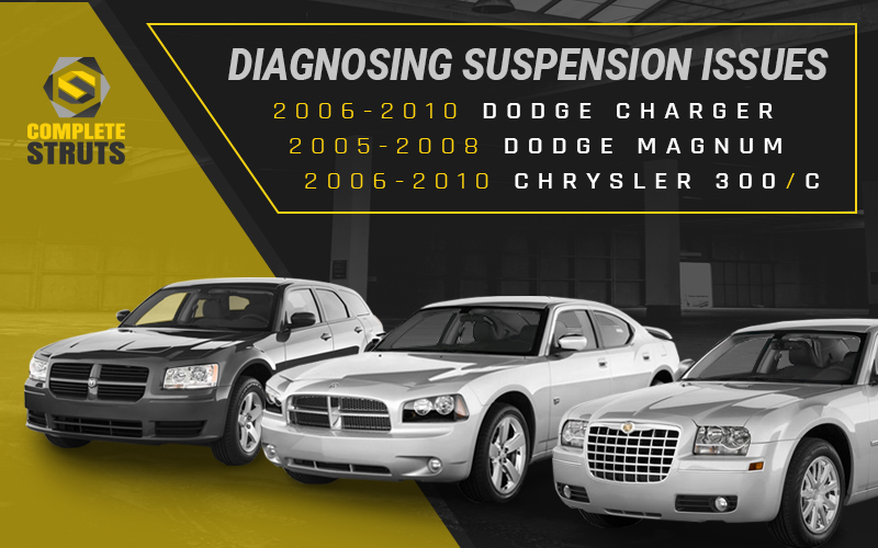 Common Suspension Flaws (300C, Charger, & Magnum)