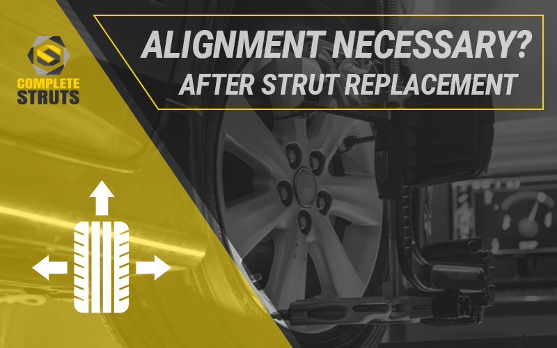 Is an Alignment Necessary After Replacing Struts or Shocks?