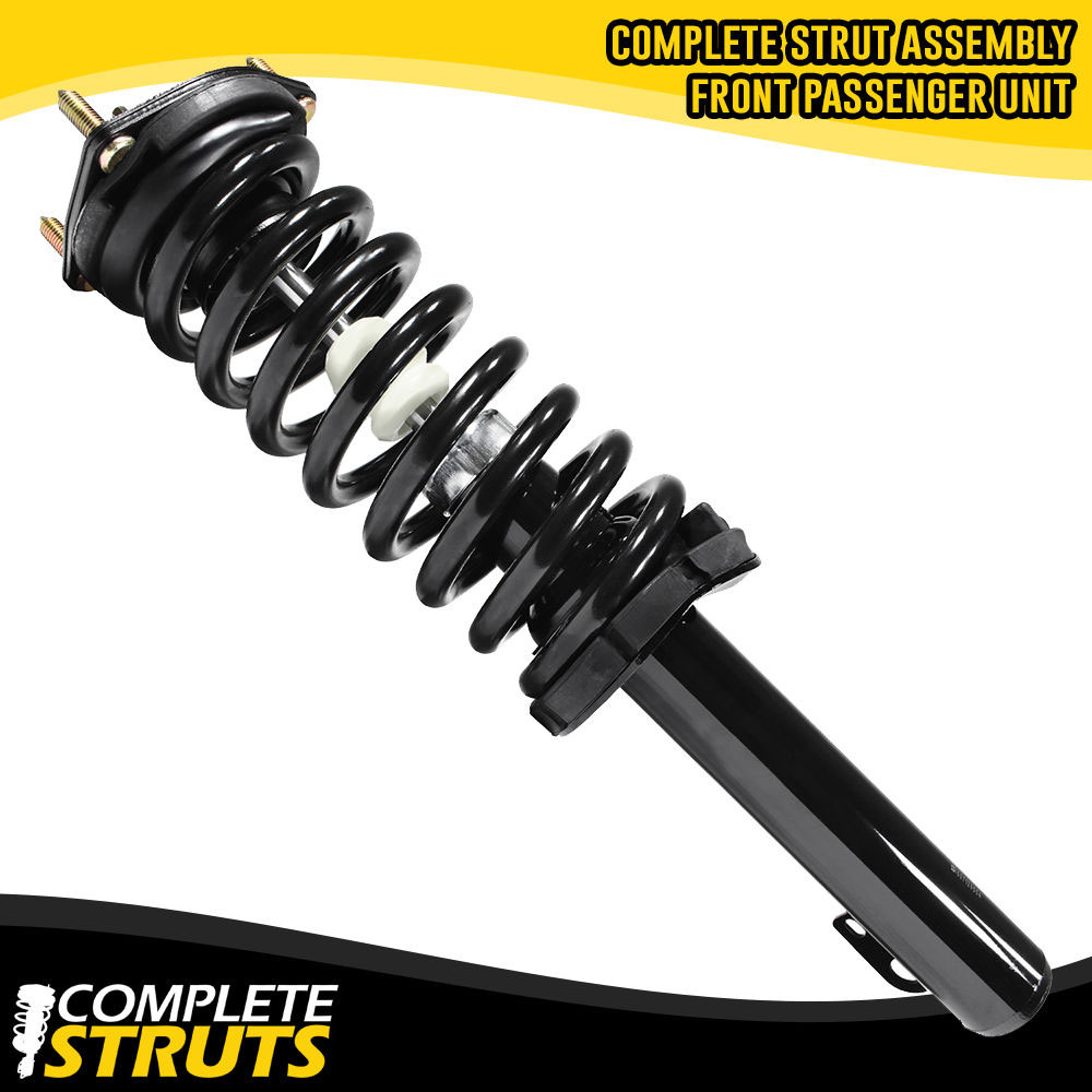 Front Right Quick Complete Strut and Coil Spring Assembly | 11212